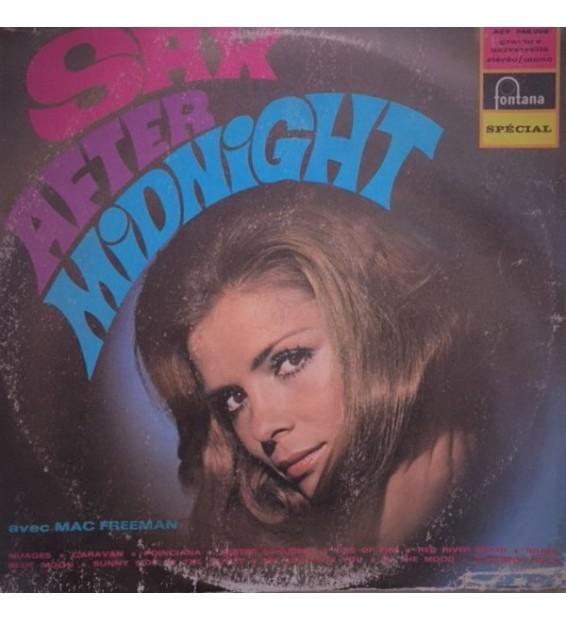 Mac Freeman - Sax After Midnight (LP)
