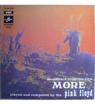 Pink Floyd-More  new