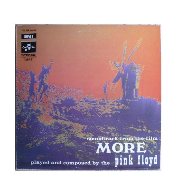 Pink Floyd-More  mesvinyles.fr