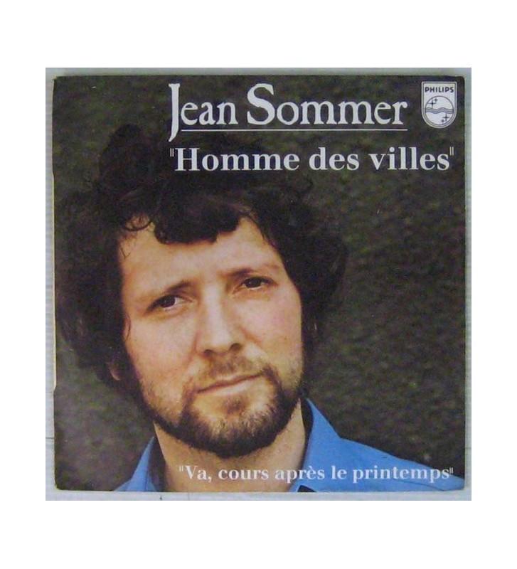 Jean Sommer - Homme Des Villes (LP) mesvinyles.fr
