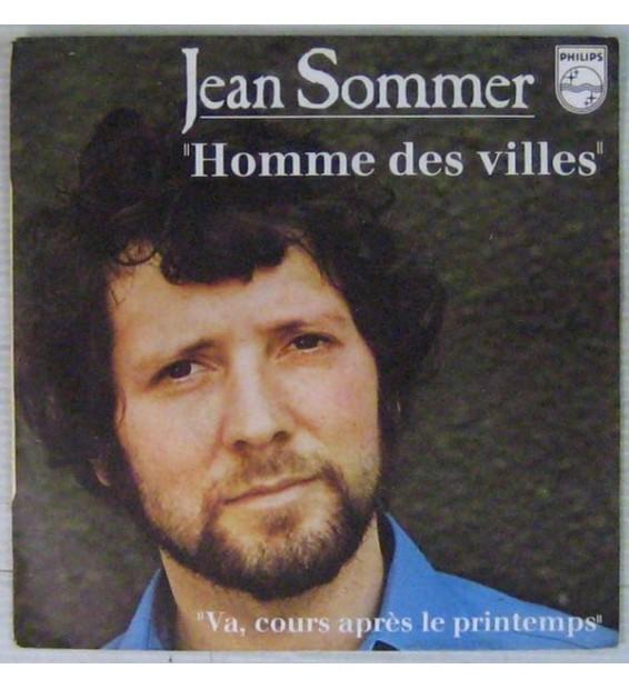 Jean Sommer - Homme Des Villes (LP)