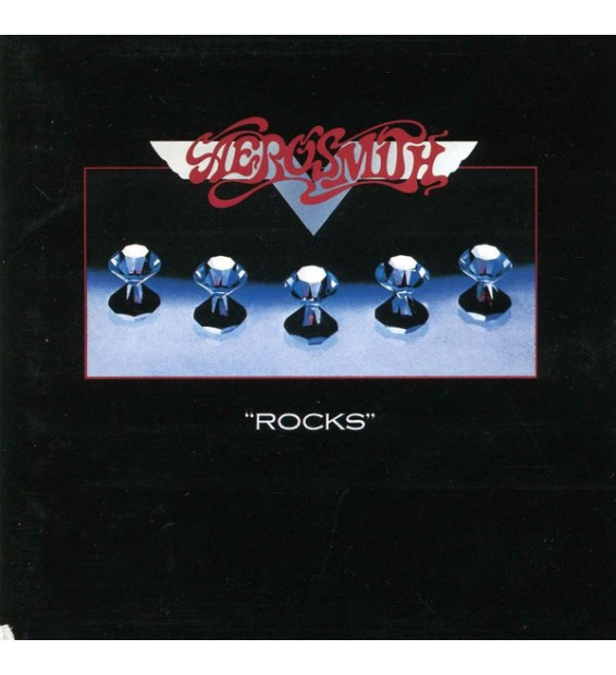 Vinyle - Aerosmith-Rocks