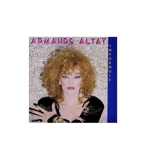 Armande Altaï* - Informulé (LP, Album) mesvinyles.fr