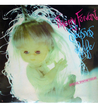 Thierry Fervant - Seasons Of Life (LP) mesvinyles.fr