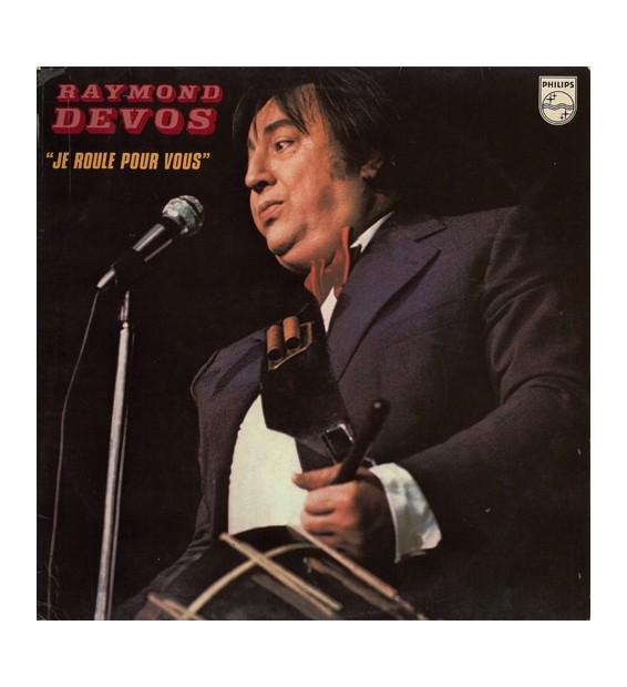 """Raymond Devos - """"Je Roule Pour Vous"""" (LP) mesvinyles.fr"""