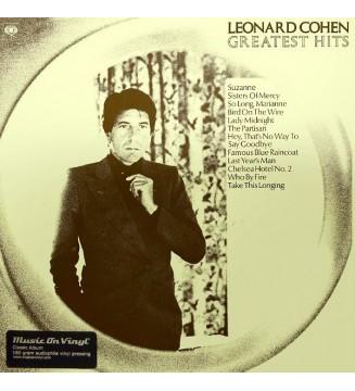 Cohen, Leonard-Greatest Hits mesvinyles.fr
