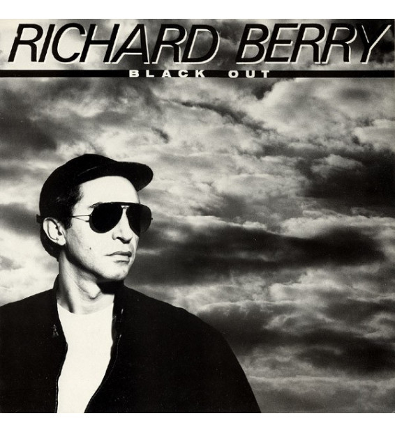 Richard Berry (3) - Black Out (LP, Album)