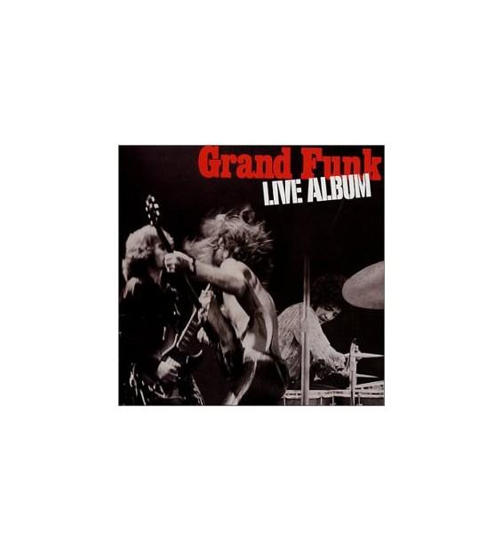 Grand Funk* - Live Album (2xLP, Album)