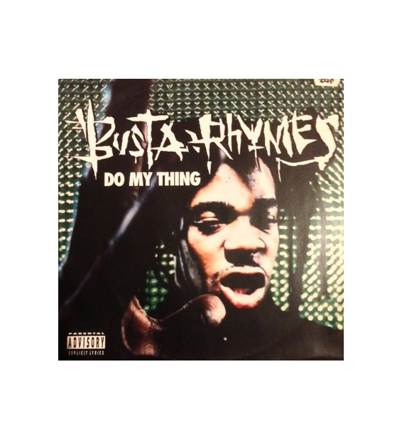 "Busta Rhymes - Do My Thing (12"") mesvinyles.fr"