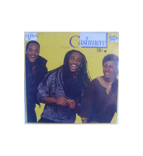"Cashmere (2) - Can I (12"")"