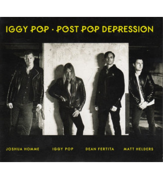 Pop, Iggy-Post Pop Depression  mesvinyles.fr
