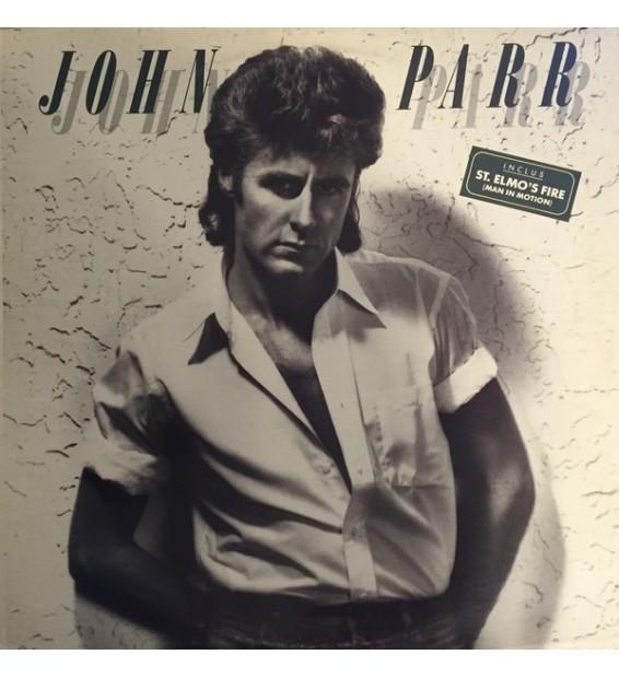 John Parr - John Parr (LP, Album)