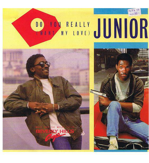 "Junior (2) - Do You Really (Want My Love) (12"")"