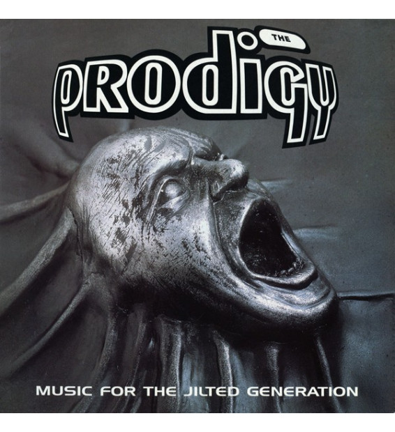 Vinyle - Prodigy-Music For The Jilted Generation