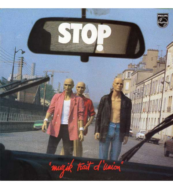 Stop (11) - Muzik Trait D'Union (LP) mesvinyles.fr