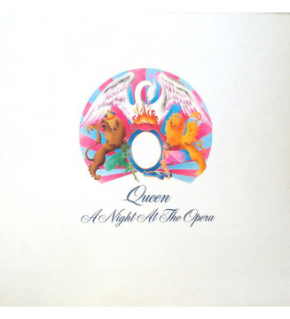 Queen-A Night At The Opera -Hq-