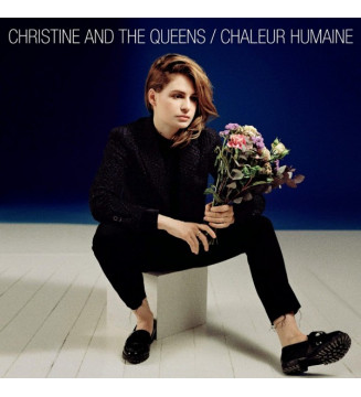 Christine And The Queens - Chaleur Humaine (LP, Album, Ltd, Blu + CD, Album) mesvinyles.fr