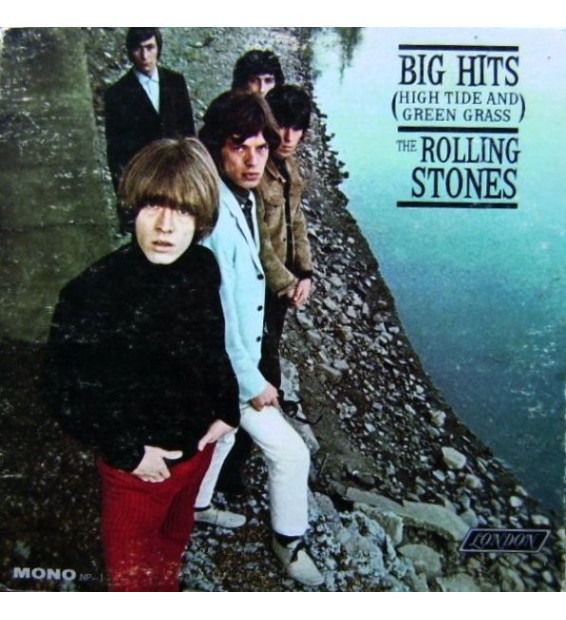 Vinyle - Rolling Stones-Big Hits, Hight Tide -Hq