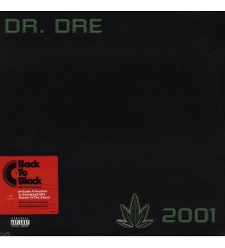 Dr. Dre - 2001 (2xLP, Album, RE, RM, RP, 180)