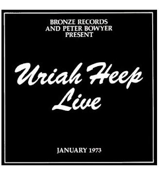 Uriah Heep - Uriah Heep Live (2xLP, Album) mesvinyles.fr