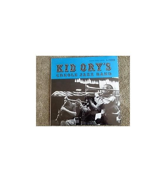 Kid Ory's Creole Jazz Band* - Kid Ory's Creole Jazz Band 1955 (LP, Album) mesvinyles.fr