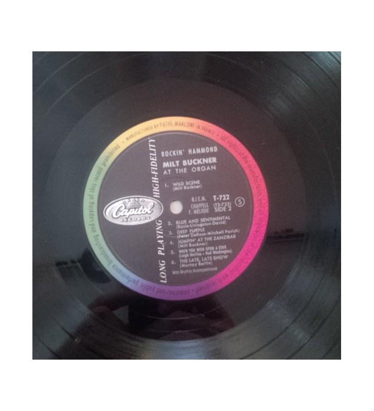 Milt Buckner - Rockin' Hammond (LP) mesvinyles.fr