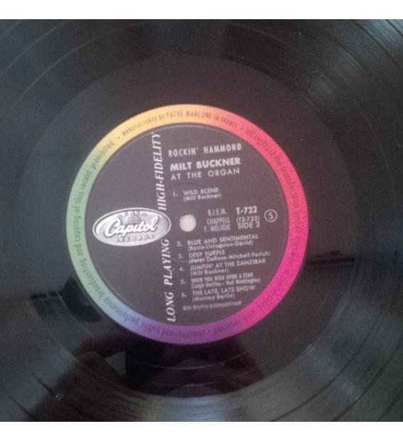 Milt Buckner - Rockin' Hammond (LP)