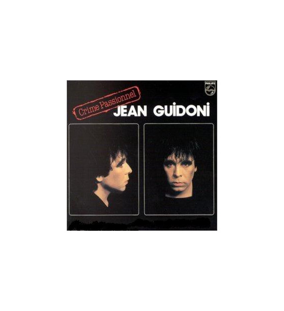 Jean Guidoni - Crime Passionnel (LP, Album)