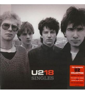 U2-U218-Singles  mesvinyles.fr