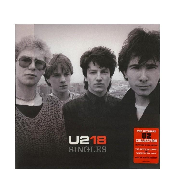 U2-18 Singles  mesvinyles.fr