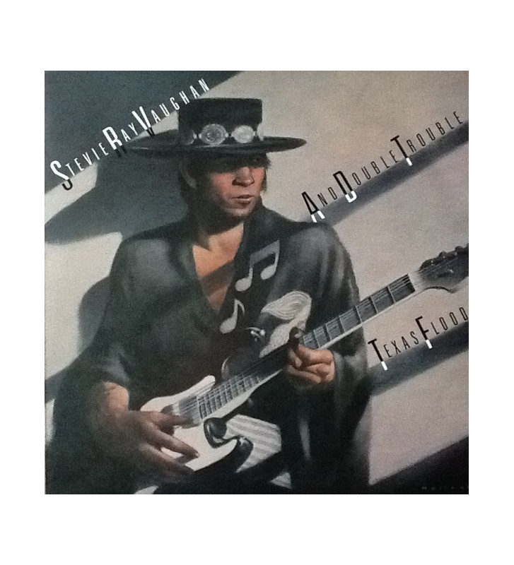 Vaughan, Stevie Ray-Texas Flood  mesvinyles.fr