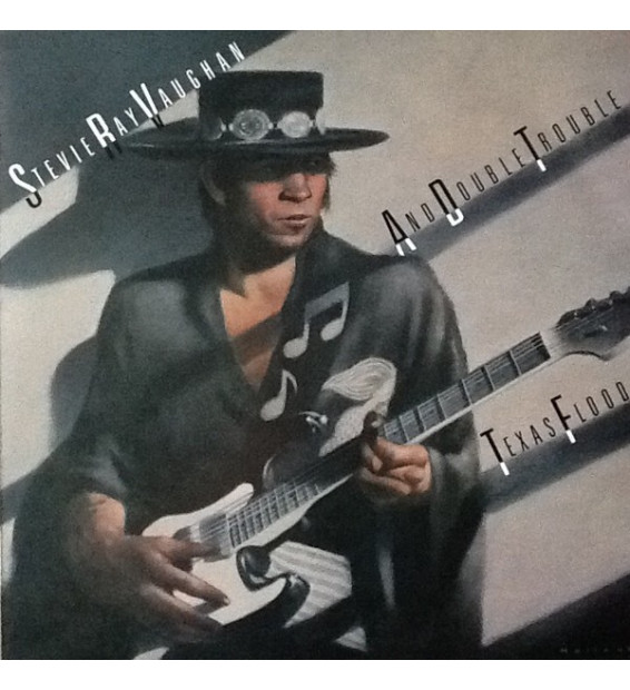 Vaughan, Stevie Ray-Texas Flood