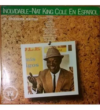 Nat King Cole - Inolvidable - Nat King Cole En Español (LP, Comp) mesvinyles.fr