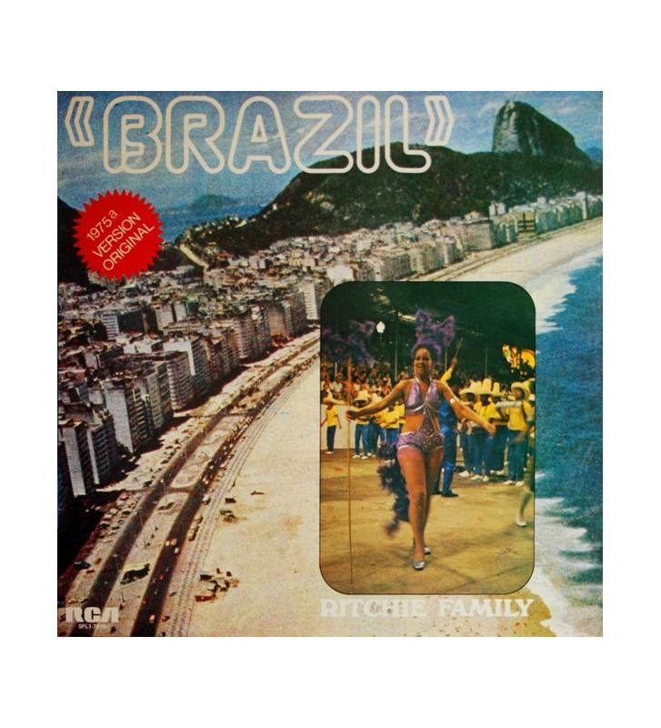 The Ritchie Family - Brazil (LP, Album) mesvinyles.fr