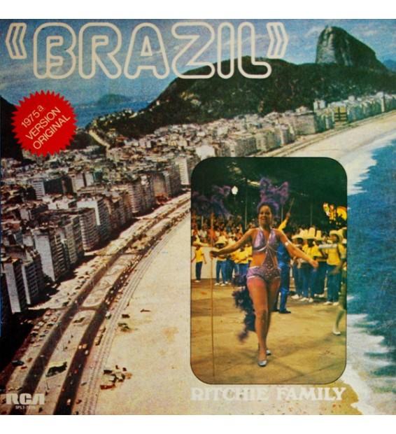 The Ritchie Family - Brazil (LP, Album)