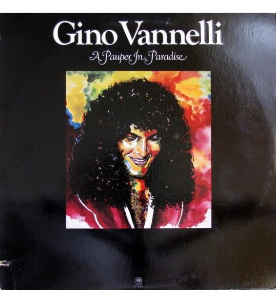 Gino Vannelli - A Pauper In Paradise (LP, Album, Ter) mesvinyles.fr