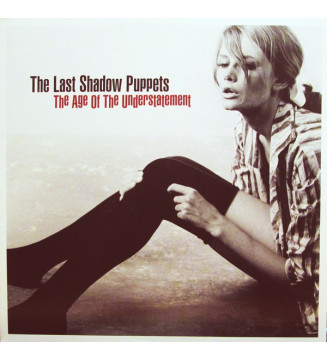 The Last Shadow Puppets - The Age Of The Understatement (LP, RE, 180)