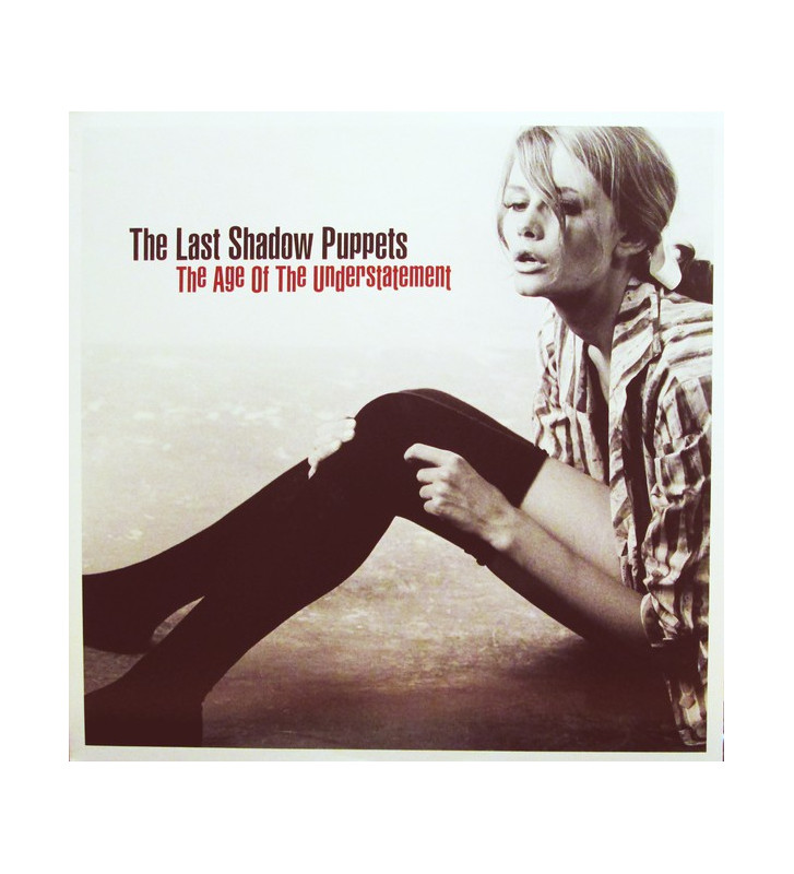 The Last Shadow Puppets - The Age Of The Understatement (LP, RE, 180) mesvinyles.fr
