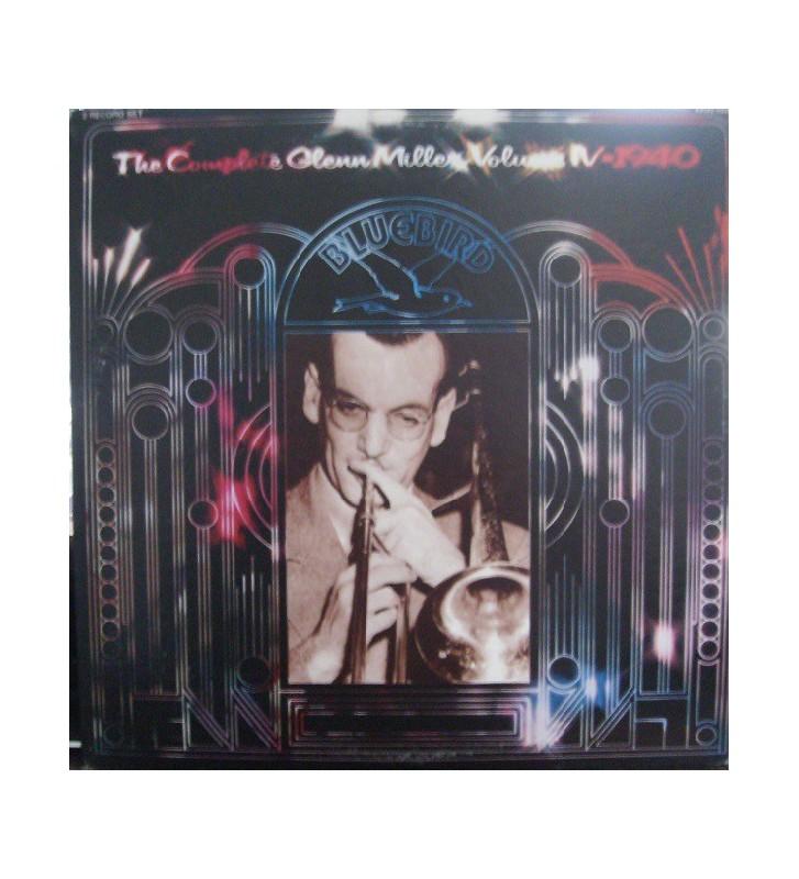 Glenn Miller - The Complete Glenn Miller Volume IV - 1940 (2xLP, Comp, Mono, Gat) mesvinyles.fr