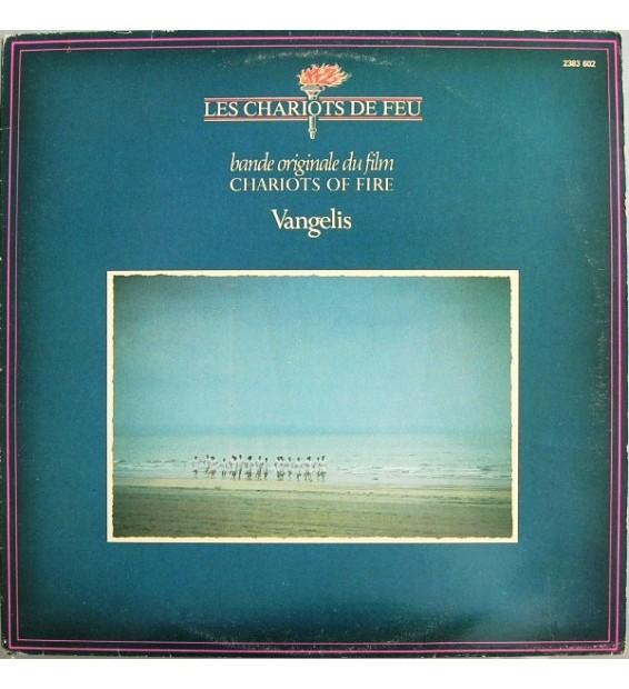 Vangelis - Chariots Of Fire (Les Chariots De Feu) (LP, Album)