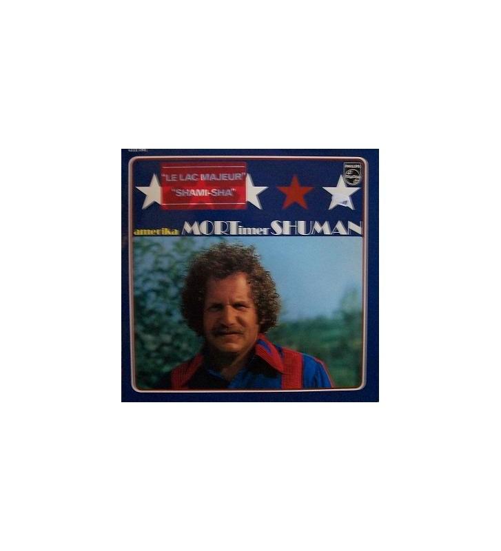Mortimer Shuman* - Amerika (LP, Album) mesvinyles.fr