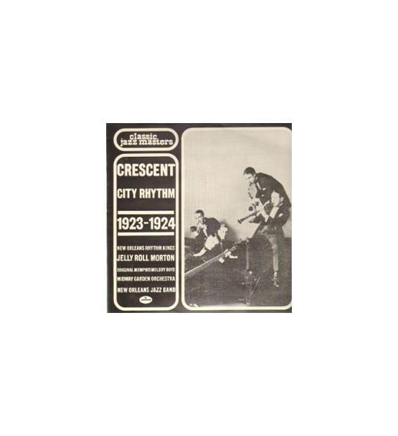 City Rhythm 1923 - 1924 (LP, Mono, RM) mesvinyles.fr