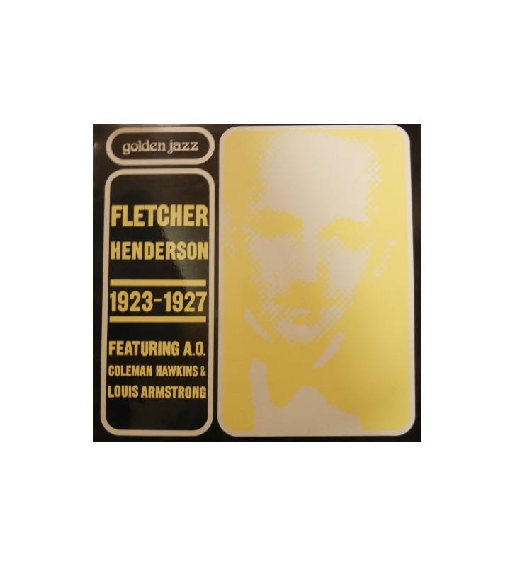 Fletcher Henderson Orchestra* Featuring A.O. Coleman Hawkins & Louis Armstrong - Pierre Cardin Présente: Fletcher Henderson  Or