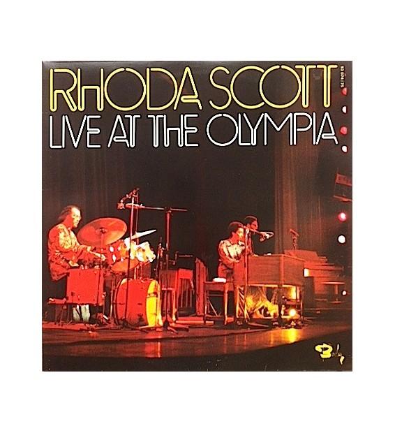 Rhoda Scott - Live At The Olympia (2xLP, Album, RE, Gat) mesvinyles.fr