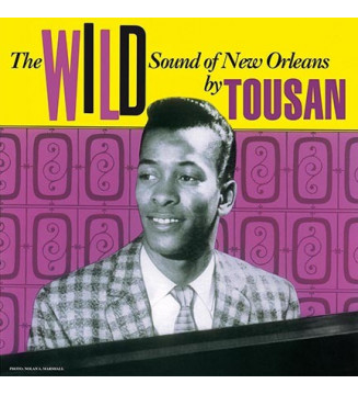 ALLEN TOUSSAINT - The Wild Sound Of New Orleans By Tousan mesvinyles.fr