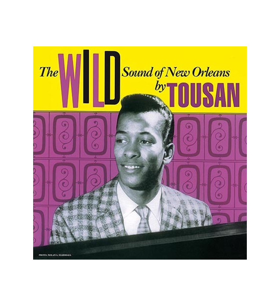 Vinyle - ALLEN TOUSSAINT - The Wild Sound Of New Orleans By Tousan