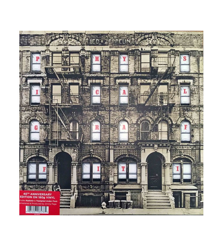 LED ZEPPELIN - Physical Graffiti mesvinyles.fr