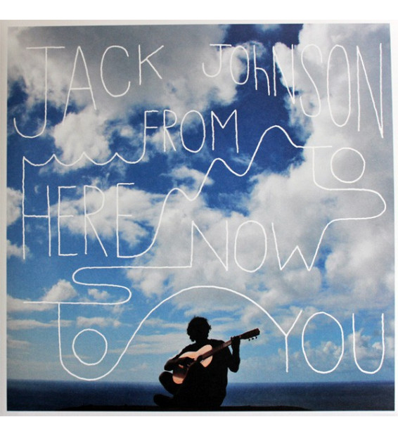 Vinyle - JACK JOHNSON - From Here To Now To You