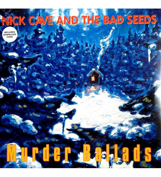 Vinyle - NICK CAVE AND THE BAD SEEDS - Murder Ballads