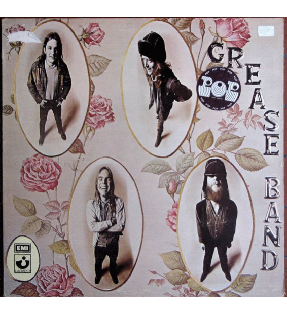 The Grease Band - The Grease Band (LP, Album) mesvinyles.fr